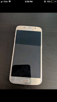 SAMSUNG GALAXY S6 GOLD 32GB ONLY $200 Brampton, L6V 3V9