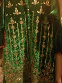 Pakistani/indian velvet shirt Lorton, 22079