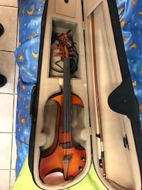 Acoustic electric violin  Spring, 77380