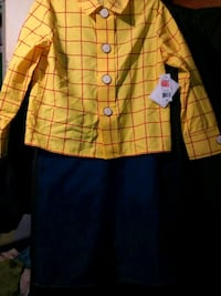 Woody from Toy Story Halloween costume