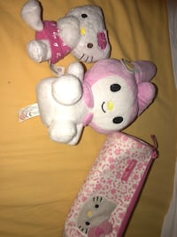 Hello kitty peluche e astuccio Roma, 00199