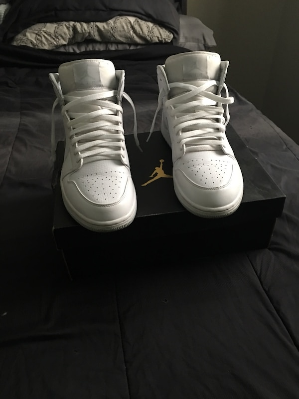 2444add0d04 Used Air Jordan 1's basketball shoes for sale in San Antonio - letgo
