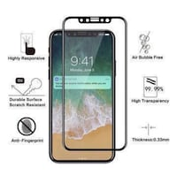 Premium Full Glue iPhone Tempered Glass Screen Protector Eunos, 409836