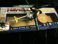 black and blue RC helicopter Modesto, 95356