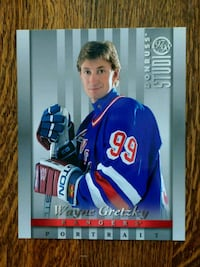 Hockey cards, 1997-1998. Abbotsford, V2T