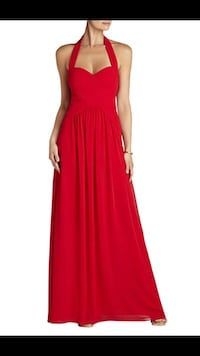 BCBG red gown Gatineau, J9J