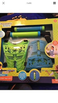 Water Tag Set by Discovery Kids
