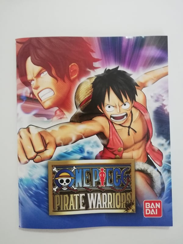 One Piece Pirate Warriors PS3 OYUN Anime  abb2a0ca-bec8-4c27-8cc8-75c5afa281d8