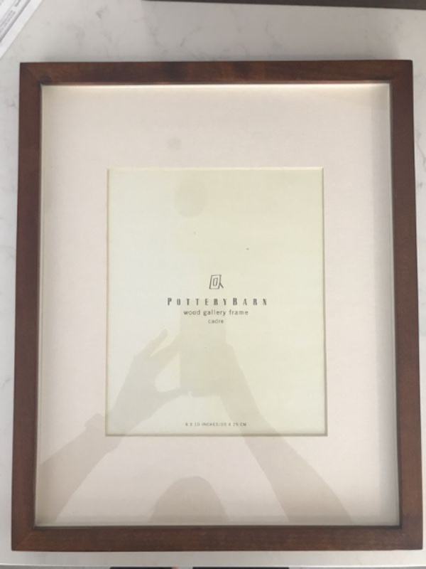 Used Pottery Barn Wood Gallery Frames for sale in University Park ...