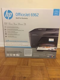 HP OfficeJet 6962 Wireless Colour Photo Printer with Scanner, Copier and Fax Mississauga, L5C 2L9