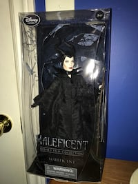 Disney Store Angelina Jolie Maleficent Doll Sleeping Beauty  Mississauga, L4Z 2S4