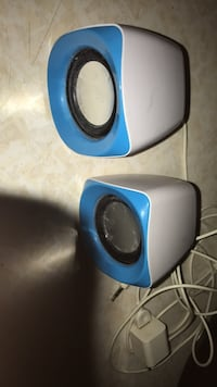 New Mint Loud Mini Speakers  Windsor, B0N 2T0