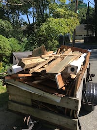 Free wood! All 2x4s 1x6s 4x4s e Ridge, 11961