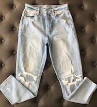 Size 0 / GIRLS jeans from AMERICAN EAGLE Mont-Royal, H3P