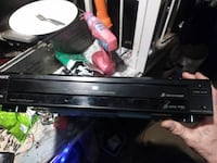 Sony 5 disc cd/dvd player Reserve, 70084