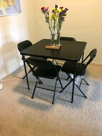 Dining table and 4 chairs set Alexandria, 22311
