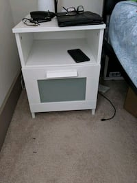 Ikea bedside tables -2 Herndon, 20171