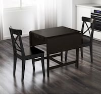 Small fold top dining table Fillmore, 93015
