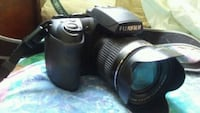 black Fujifilm camera good condition Edmonton, T6K 2R8