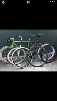 (2) FIXIE BIKES - NEED TO GO ASAP South El Monte, 91733