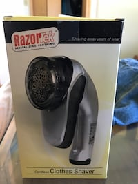 Cloth shaver Burnaby, V3N