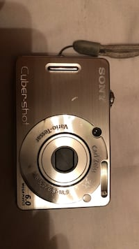 gray Sony Cyber-Shot compact camera Mississauga, L4Z 3N2