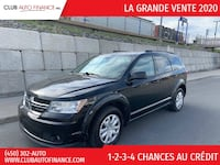2011 Dodge Journey 7 PASSAGERS Mascouche