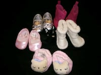 baby's assorted pairs of shoes Lakewood, 80214