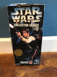 Star Wars original - never opened - Kenner 1996 Poolesville, 20837