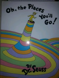 Oh The Places You Will Go!