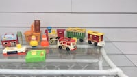 vintage fisher price toys from  60's & 70's Lafayette, 70503