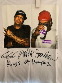 Supreme three 6 mafia