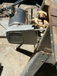 black and gray miter saw New Westminster, V3M 2S9