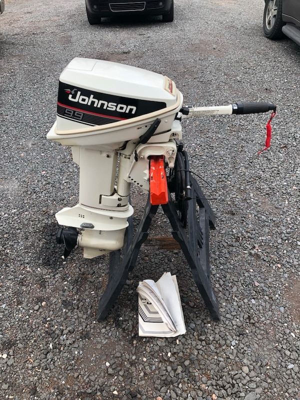 Johnson 9 9 Outboard Motor Troubleshooting