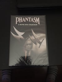 Phantasm 5 Film Collection DVD New and Sealed  Calgary, T2P 2H5