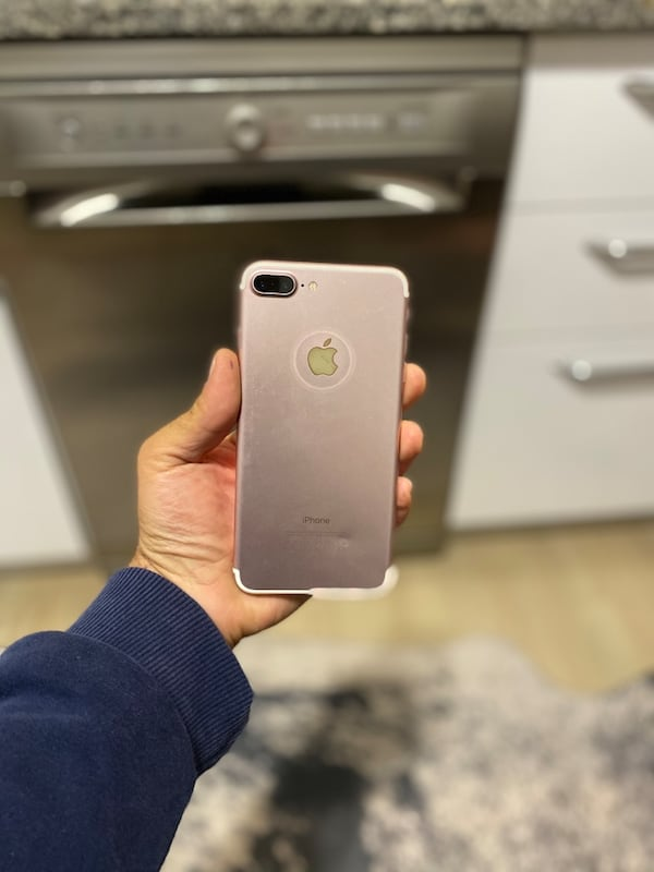 IPHONE 7 PLAS Roza Gold (32gb) Full orjinal Türkiye  4