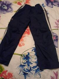 Boys size 10 navy athletic pants. 26 km