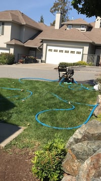 Pressure washing service commercial residential Abbotsford