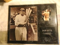 Babe Ruth plack Hagerstown
