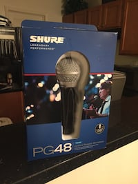 Shure PG48 Microphone Springfield, 22153