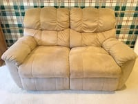 Dual Reclining Loveseat (2 available - $100 each) Lake Forest, 92630