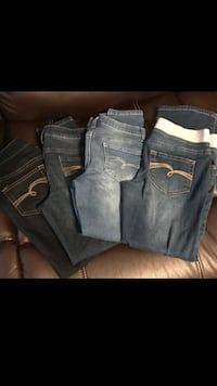 two pairs of blue jeans Clanton, 35045