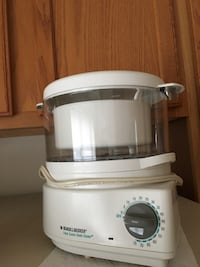 Black & Decker Flavor Scenter Steamer