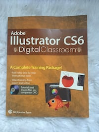 Learn Illustrator CS6 - no disc included Saskatoon, S7N 0Y8
