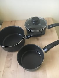 black and gray cooking pot set Germantown, 20874