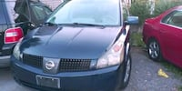 Nissan - Quest - 2006 Columbia