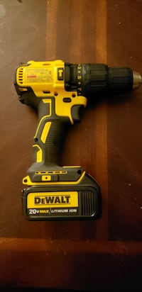 yellow and black DEWALT cordless power drill Savannah, 31404