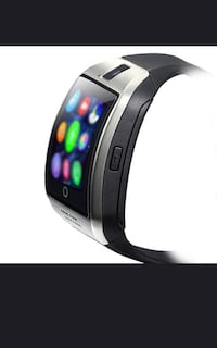 New smart watch works with iPhone Samsung lg htc bnib  Toronto, M9L