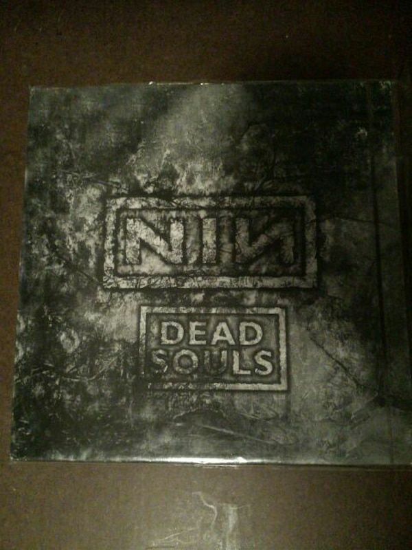 Used NINE INCH NAILS. DEAD SOULS VINYL 12 INCH RED for sale in ...