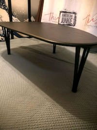 Triangular Coffee Table Newport Beach